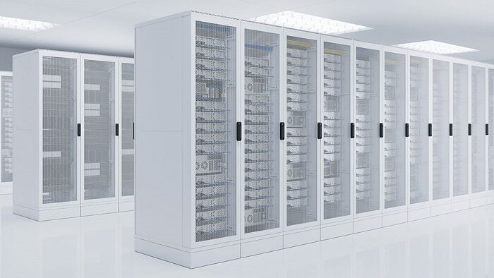 Physical security and access control technology for data centers